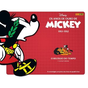 Os Anos De Ouro De Mickey - Volume 06