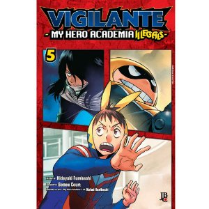 Vigilante: My Hero Academia Illegals - Volume 05