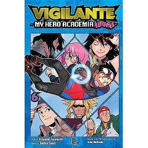 Vigilante: My Hero Academia Illegals - Volume 06