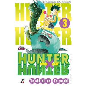 Hunter x Hunter - Volume 03