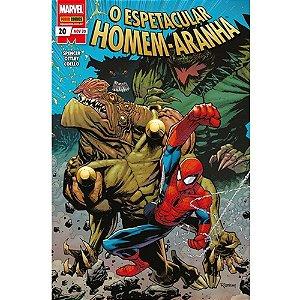 O Espetacular Homem-Aranha - Volume 20