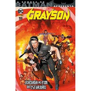 A Sombra Do Batman Apresenta Grayson