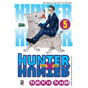 Hunter X Hunter - Volume 05