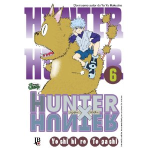 Hunter X Hunter - Volume 06