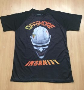 Camiseta Offshore Insanity