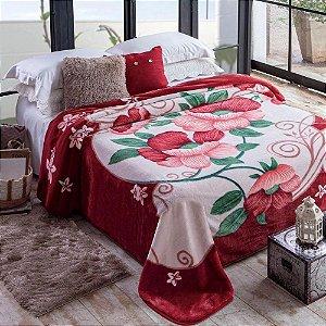 Cobertor Casal Atlanta Jolitex Ternille Kyor Plus 1,80cm x 2,20cm