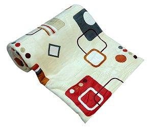 Cobertor Carneiro Estampado - 11923