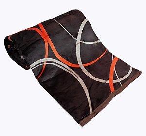 Cobertor Carneiro Estampado - 11947