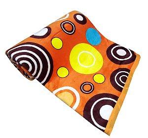 Cobertor Carneiro Estampado - 11925