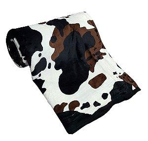 Cobertor Carneiro Estampado - 11937
