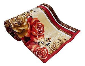 Cobertor Carneiro Estampado - 11943