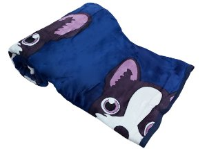 Cobertor Carneiro Estampado - 11930