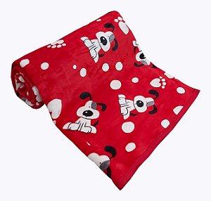 Cobertor Carneiro Estampado - 11936
