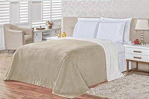 Cobertor Carneiro - Caqui