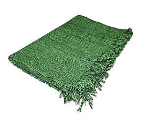 Manta De Sofa - Verde Claro