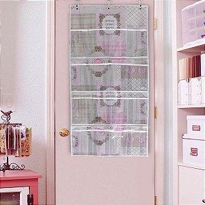 Sapateira Organizadora Infantil Porta 16 Divisórias - Sweet Home