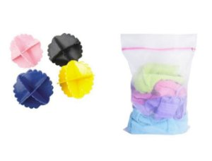 Esfera + Saco Para Lavar Roupa