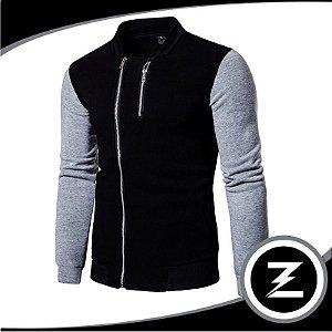 Blusa Moletom Slim Bl015 Jaqueta Casaco Moleton