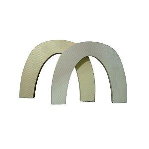Kit com 2 Arcos de Fibra de Vidro - Arch Free Metal
