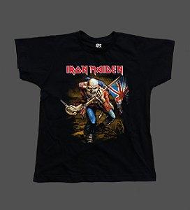 Baby Look Iron Maiden - The Trooper