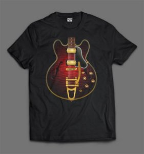 Camiseta - Acoustic Guitar