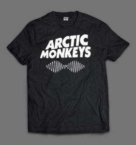 Camiseta - Arctic Moneys - AM