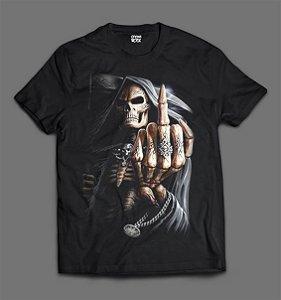 Camiseta - Caveira.