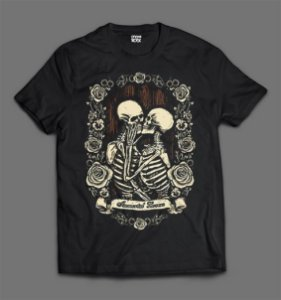 Camiseta Immortal Lovers