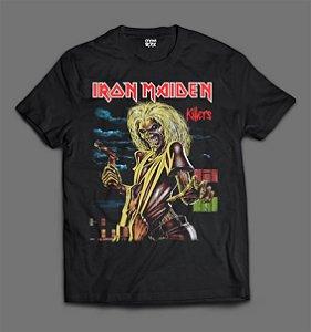 Camiseta - Iron Maiden - Killers