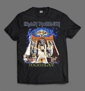 Camiseta - Iron Maiden - Powerslave