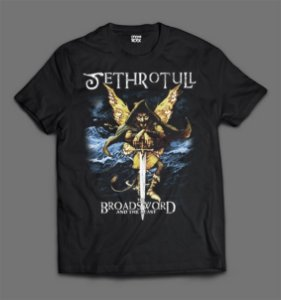 Camiseta - Jethrotull - Broadsword.