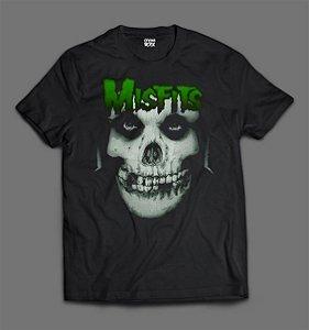 Camiseta - Misfits