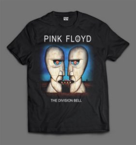 Camiseta Pink Floyd - Division Bell