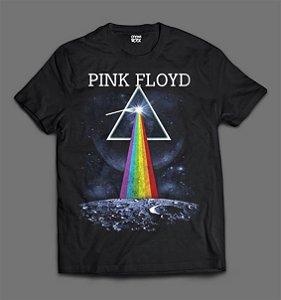 Camiseta - Pink Floyd - Planeta