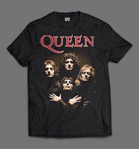 Camiseta - Queen - Bohemian Rhapsody.