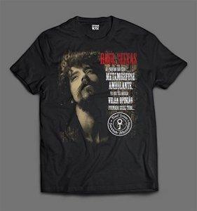 Camiseta Raul Seixas - Metamorfose Ambulante