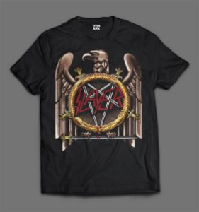 Camiseta Slayer