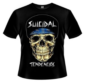 Camiseta Suicide Tendencies
