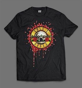 Camiseta - Infantil - Guns n' Roses