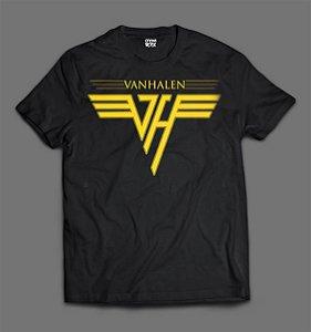 Camiseta - Van Hallen