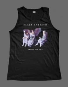 Regata Masculina - Black Sabbath - Heaven and Hell
