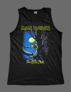 Regata Masculina - Iron Maiden - Fear of The Dark