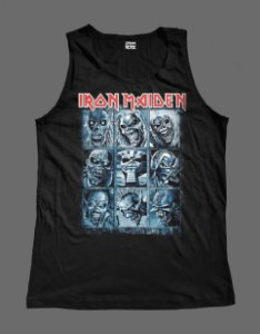 Regata Masculina - Iron Maiden - Eddies