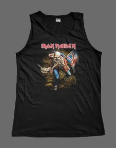 Regata Masculina - Iron Maiden - The Trooper