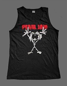 Regata Masculina - Pearl Jam