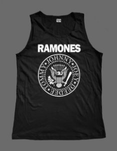 Regata Masculina - Ramones