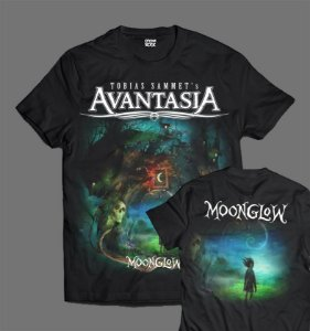 Camiseta - Avantasia - Moonglow