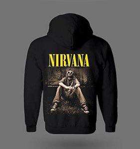 Moletom - Nirvana - Kurt