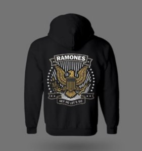 Moletom - Ramones - Bird