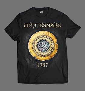 Camiseta - Whitesnake - 1987